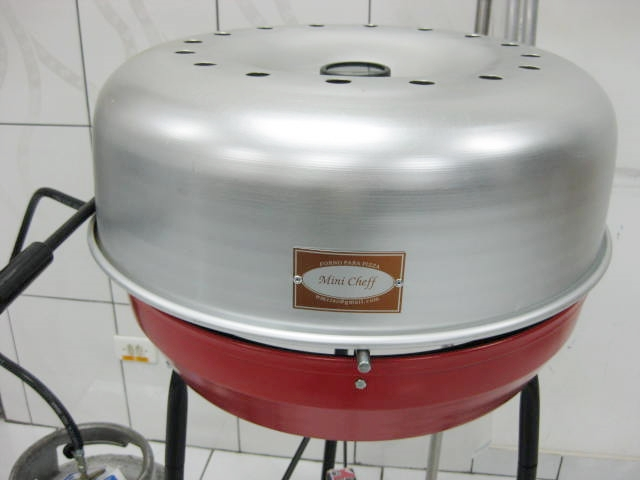 FORNO COMPACTO SUPER MINI CHEFF PLUS  - Fórum de Pizzas Vendas online