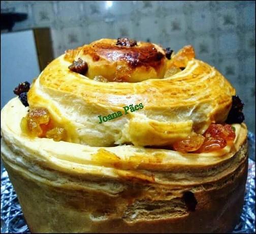CURSO DE PANETONE – Chef Joana Darc (Joana Pães)  - FÓRUM DE PIZZAS