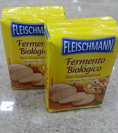FERMENTO SECO BIOLÓGICO FERMIPAN/FLEISCHMANN 500 GR.  - Fórum de Pizzas Vendas online