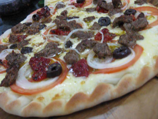 Massa Secreta e o Molho de tomate do Cheff Hassin Ghannam  - FÓRUM DE PIZZAS