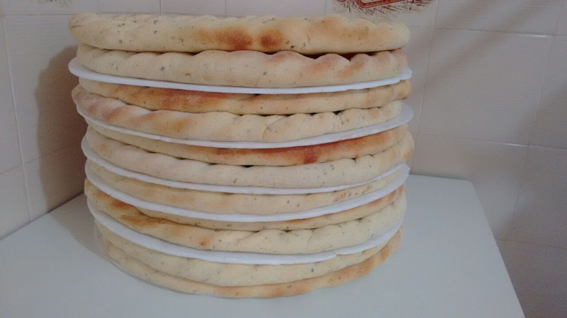 SEPARADOR DE MASSAS PRÉ-ASSADAS EM ISOPOR  - Fórum de Pizzas Vendas online