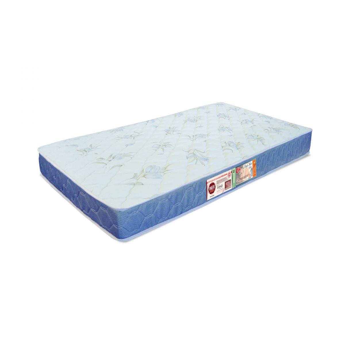 Colchão da Castor de Espuma SLEEP MAX D 45 C/15 CM DE ALT