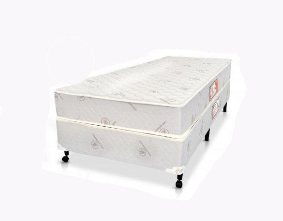 Colchão + Box da Castor de Espuma Hotel COLLECTION FOAM D 33