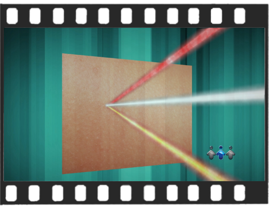 Luz Pulsada - Versão Completa de 2 Minutos de Duração.