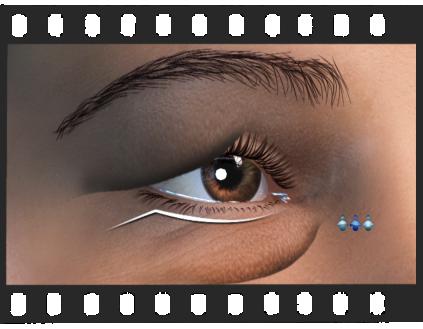Blefaroplastia - Versão Completa de 4: 40 segundos de Duração.   - Ensinando ao Paciente