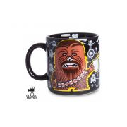 Caneca Chewie. - Chewbacca