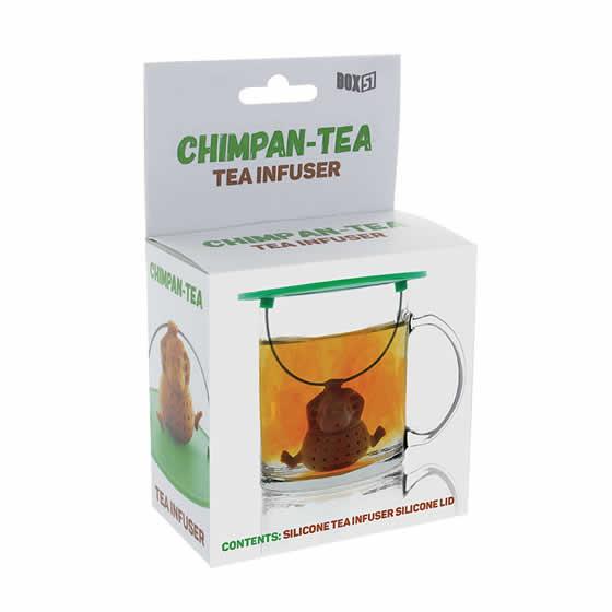 Infusor de Chá - CháPanzé - Chimpanzé