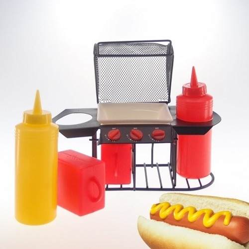 Conjunto Hot Dog
