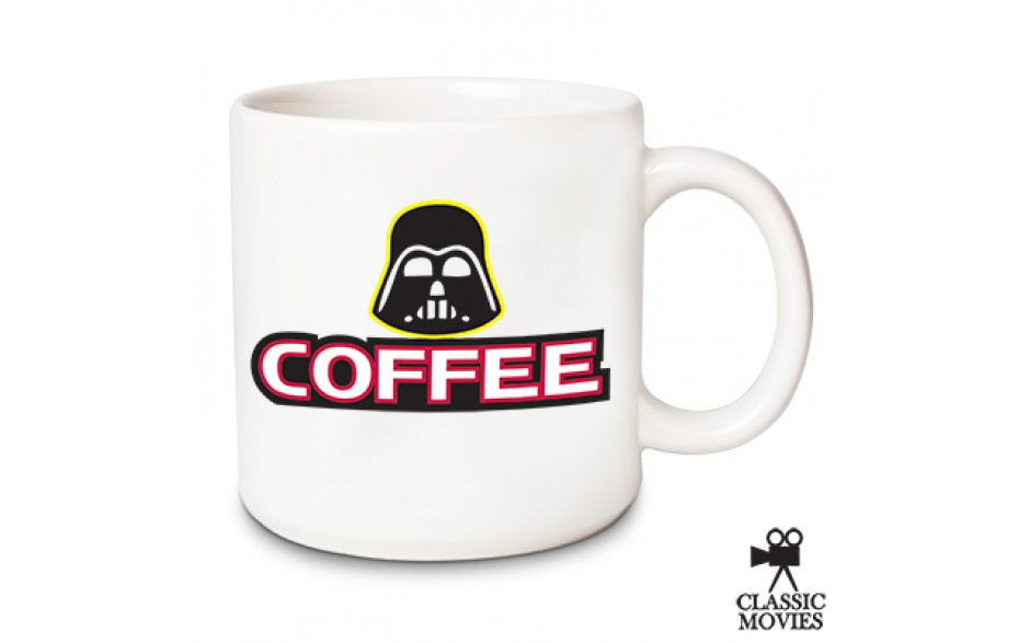 Caneca - Darth Vader - Coffee Vader