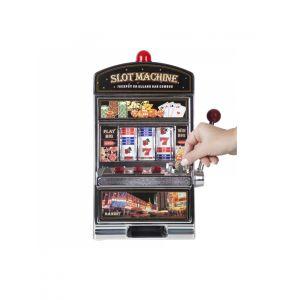 Cofre Slot Machine - Caça Niquel