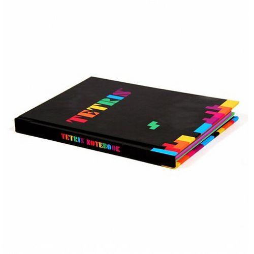 Agenda Tetris - Tipo Moleskine