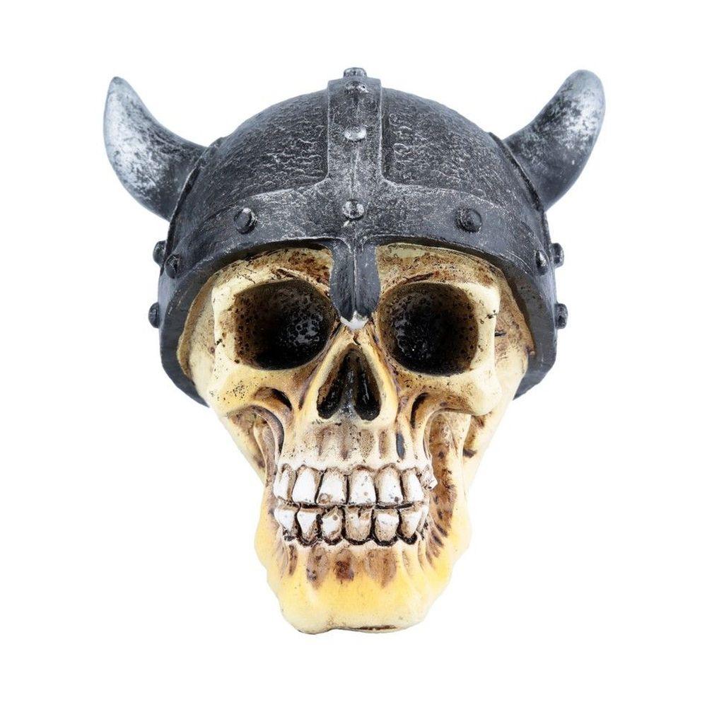 Caveira Resina Viking