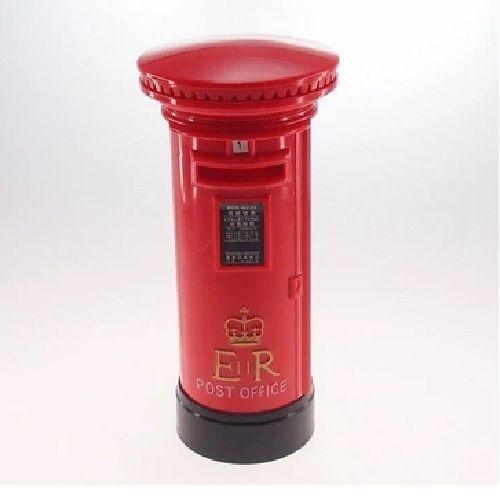Cofre Decorativo Em Formato De Post Office (correios)