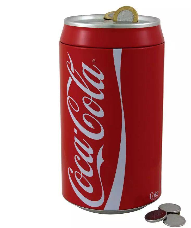 Cofre Lata CocaCola