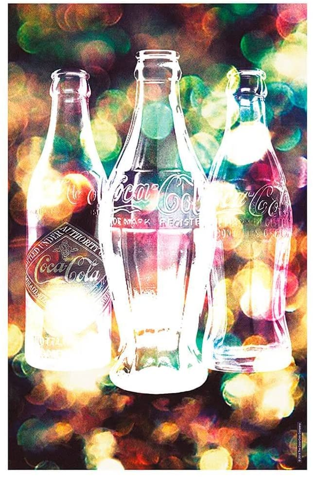Pano de Copa Coca-Cola Light Bright