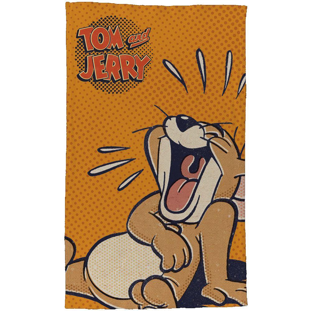 Pano De Prato - Algodão HB Tom e Jerry Laughing