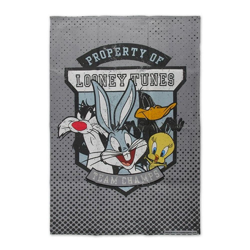Pano de Prato - Looney Tunes