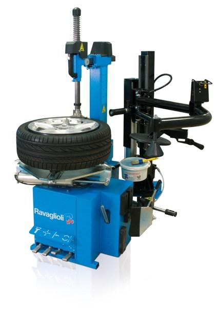 Desmontadora de pneus MAX-180 Trifásica