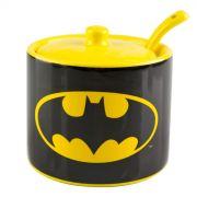 A�ucareiro Cer�mica DC Logo Batman