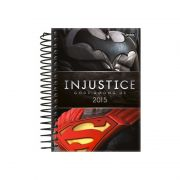 Agenda Injustice Batman e Superman
