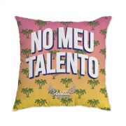 Almofada Anitta No Meu Talento