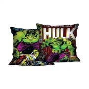 Almofada de Veludo MARVEL Hulk A��o
