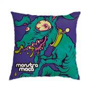 Almofada Monstra Maçã Crazy Dog