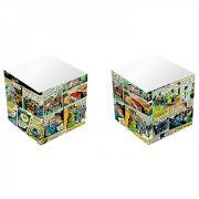 Bloco de anota��es DC Comics Quadrinhos