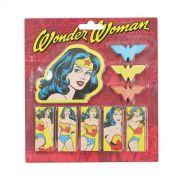 Bloco de Anotações Wonder Woman