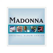 BOX CD Madonna Original Album Series