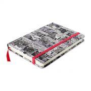 Caderneta de Anota��es HQ P&B