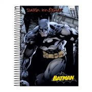 Caderno 1 Mat�ria Batman Dark Knight