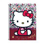 Caderno Hello Kitty Lovely 1 Matéria