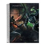 Caderno 1 Mat�ria Injustice Batman vs Superman