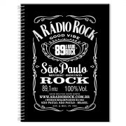 Caderno 89FM A R�dio Rock 1 Mat�ria