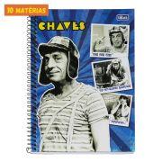 Caderno Chaves Foto 10 Matérias