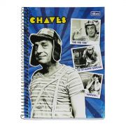 Caderno Chaves Foto 1 Mat�ria