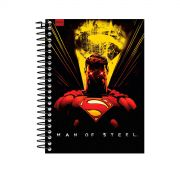 Caderno Superman Dark Ray Vision 1 Matéria