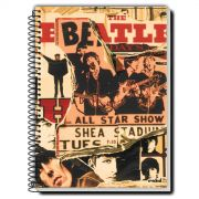 Caderno The Beatles All Star Show 1 Mat�ria
