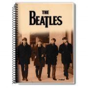 Caderno The Beatles Live at BBC 1 Mat�ria