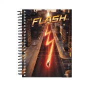 Caderno The Flash Serie Fire 1 Mat�ria