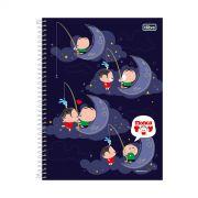 Caderno Turma da Mônica Toy Love Moon 1 Matéria
