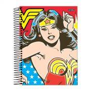 Caderno Wonder Woman Retrô 1 Matéria