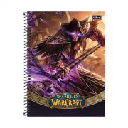 Caderno World of Warcraft Medivh 1 Mat�ria