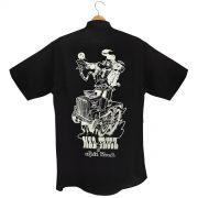 Camisa Manga Curta Mad Truck