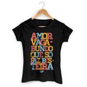 Camiseta Feminina Aviões do Forró Vou Te Colocar Na Geladeira