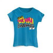 Camiseta Feminina Big Brother Brasil 15 Espiadinha Modelo 2