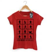 Camiseta Feminina Elvis Presley ´68 Comeback
