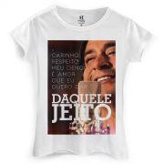 Camiseta Feminina Harmonia do Samba Daquele Jeito