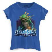 Camiseta Feminina Heroes Of The Storm Murky